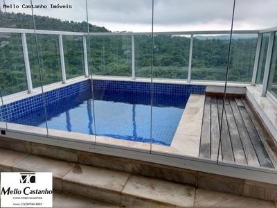 Apartamento Para Venda Em Santana De Parnaíba, Tamboré - The Penthouses, 5 Dormitórios, 3 Suítes, 6 Banheiros, 5 Vagas - 1000468