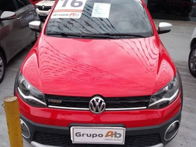 Vw Saveiro 1.6 Cd Cross Flex 15/16