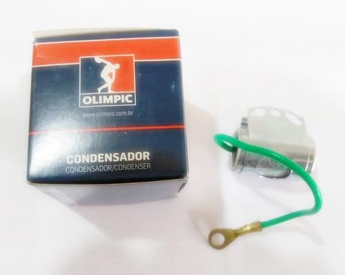 Imagem 1 de 1 de Condensador Willys 6 Cilindros