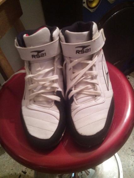 Zapatos Botines Deportivos Rs21