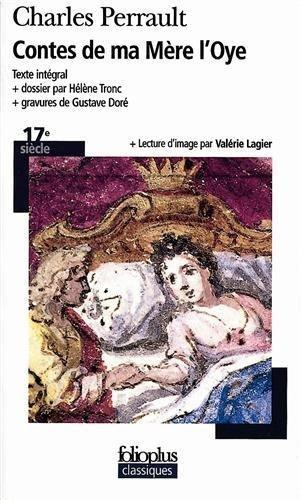 Contes De Ma Mere L Oye