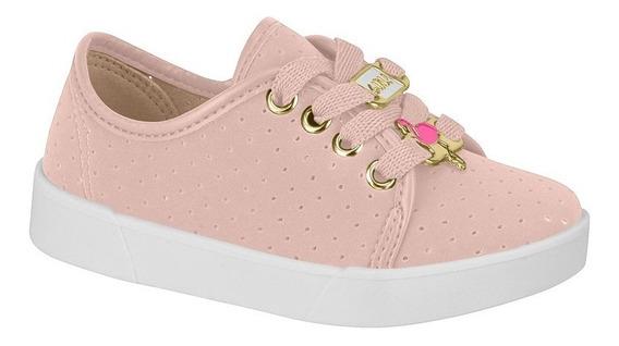 Tenis Molekinha Microperfuros 2124106 Sapato Feminino Tgm
