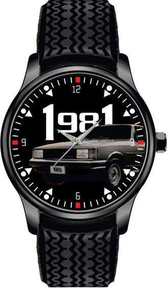 Relógio De Pulso Personalizado Silhueta Opala 4- Cod.gmrp121