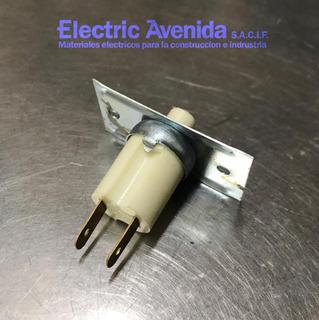 Pulsador Interruptor Invertido Ideal Para Muebles Y Heladera