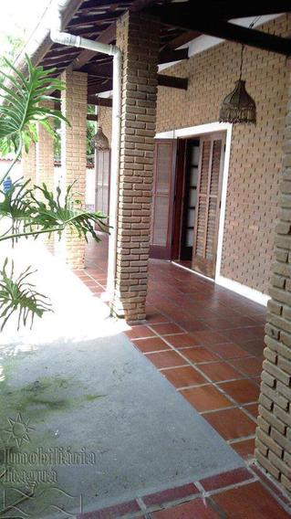 Casa Com 3 Dorms, Itagua, Ubatuba - R$ 480 Mil, Cod: Ca942 - Alc234