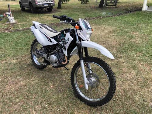 Yamaha Xtz125 E