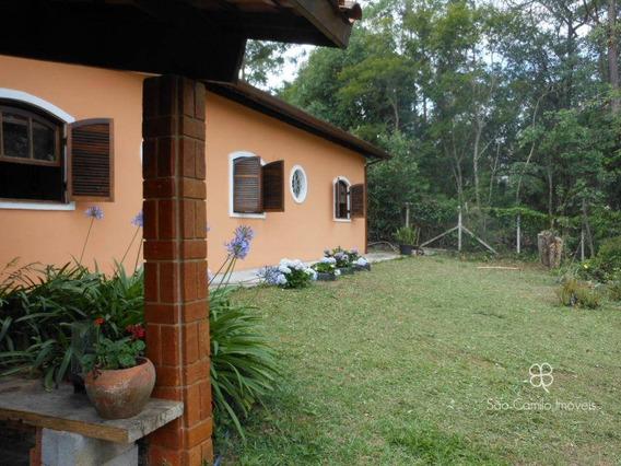 Casa Com 3 Dormitórios Para Alugar, 200 M² Por R$ 4.020/mês - Paisagem Renoir I - Granja Viana - Cotia/sp - Ca1771