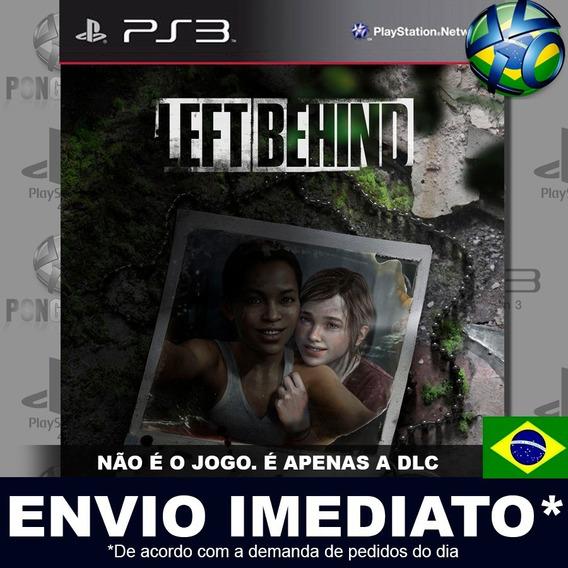Left Behind The Last Of Us Ps3 Psn Português Dlc Em Promoção