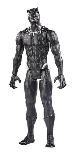 Boneco Pantera Negra Marvel Titan Hero Series - Hasbro