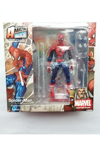 Spider Man Amazing Yamaguchi Spider-man