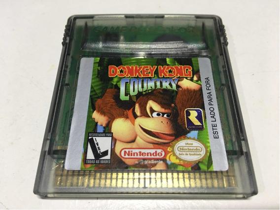 Cartucho Donkey Kong Country Nintendo Game Boy Americana