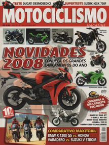 Motociclismo N°118 Varadero Suzuki V-strom Gsx 750f Ducati
