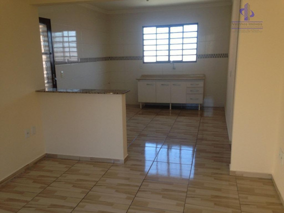 Casa Com 2 Dormitórios Para Alugar, 90 M² Por R$ 1.650,00/mês - Loteamento Residencial Fonte Nova - Valinhos/sp - Ca1675