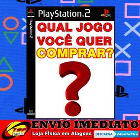 Jogos De Playstation 2 - Leia A Descrição