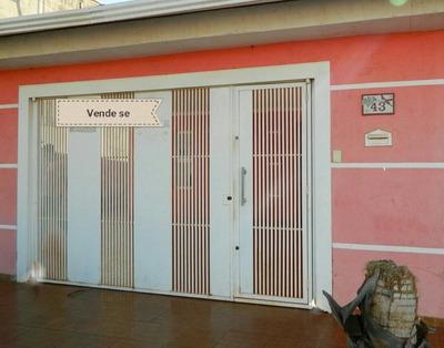 Casa Em Jardim Itamaracá, Jardinópolis/sp De 170m² 3 Quartos À Venda Por R$ 250.000,00 - Ca208461