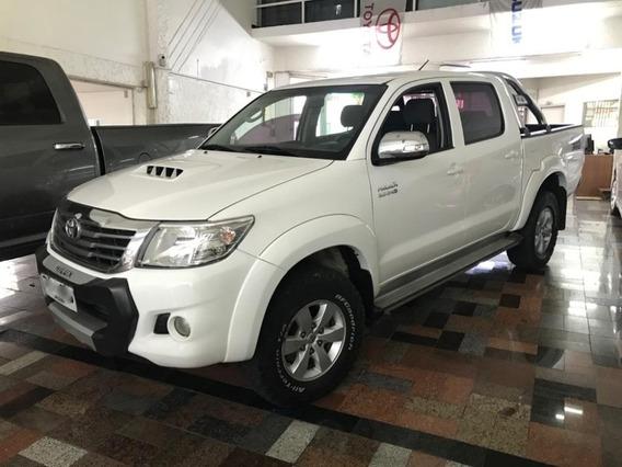 Toyota Hilux Srv 4x4 3.0 Diesel