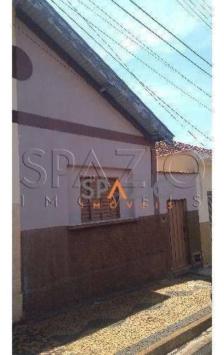 Ótima Casa Antiga Excelente Localização Vila Santo Antonio - Ca0104