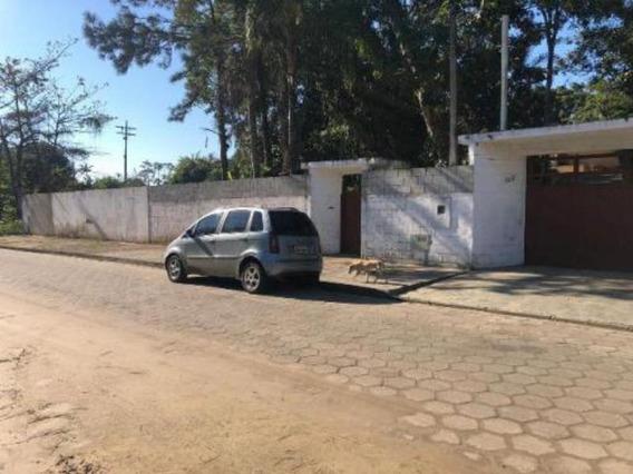 Linda Chácara No Jd.umuarama Mobiliada - Itanhaém 5740   Npc