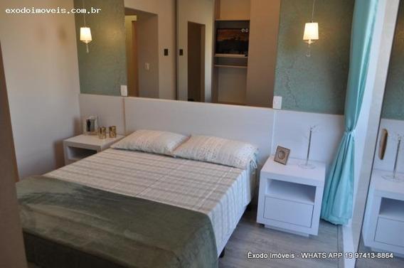 Apartamento Para Venda Em Piracicaba, São Dimas, 3 Dormitórios, 1 Suíte, 2 Banheiros, 2 Vagas - Ap136