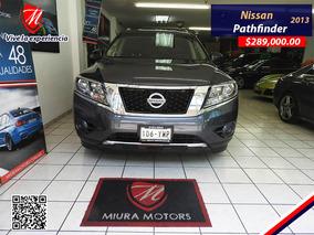Miura - Nissan Pathfinder Sense 2013