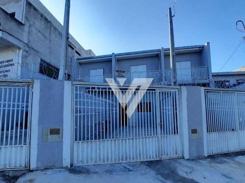 Imagem 1 de 12 de Sobrado Com 3 Dormitórios À Venda, 80 M² Por R$ 250.000,00 - Parque Das Laranjeiras - Sorocaba/sp - So1451