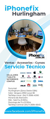 Servicio Técnico Premium Expertos En iPhone iPad Macbook