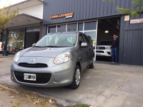 Nissan March 1.6 Visia 107cv 2013