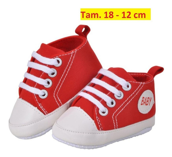 Tênis Bebê Lindo Tam. 18 Menina - Stocklar