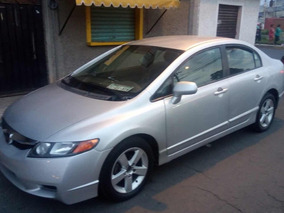 Honda Civic D Ex Sedan At 2007