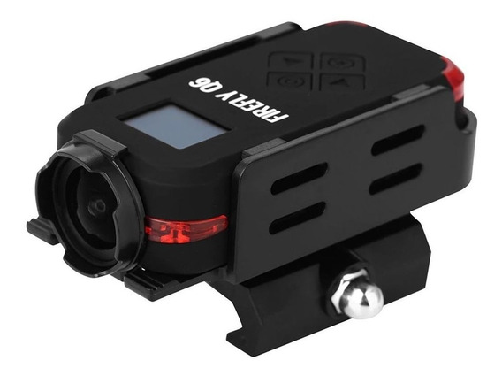 Camera Scopecam Hawkeye Firefly Q6 4k Suporte Trilho Airsoft