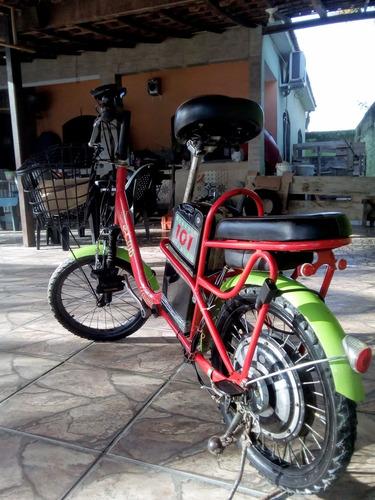 Bicicleta Elétrico