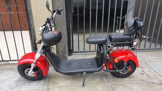 Moto Electrica Version 2020 Con 2 Baterias Externas!!!!!