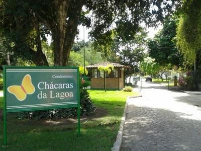 Terreno No Cond. Chacara Da Lagoa (cód. 4934)