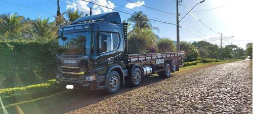 Scania P320 2019 Raridade