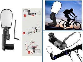 2x Espejo Moderno Para Bicicleta