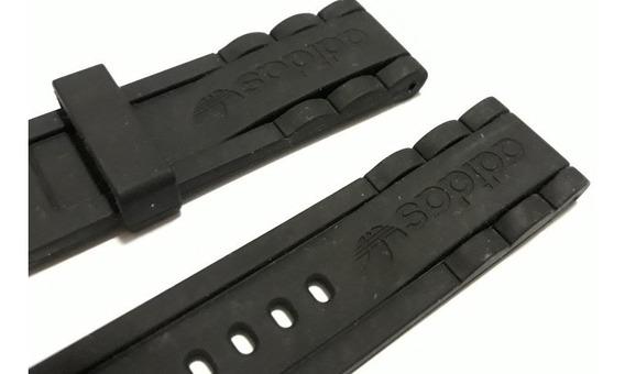 Pulseira adidas Original Silicone 22mm - Preta Única