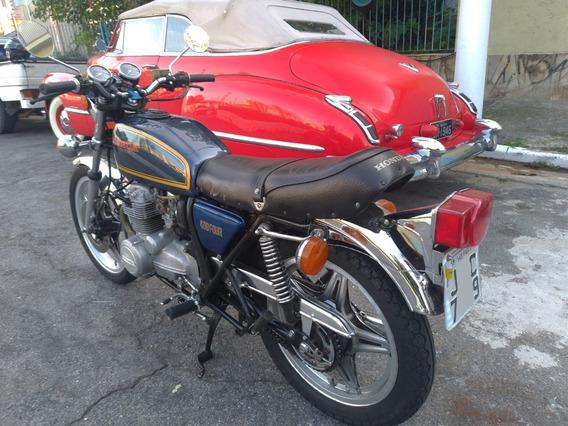 Honda Cb 400 Four Ano E Modelo 1979 Única Importada Em 1979