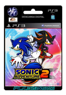 Ps3 Juego Sonic Adventure 2 Pcx3gamers