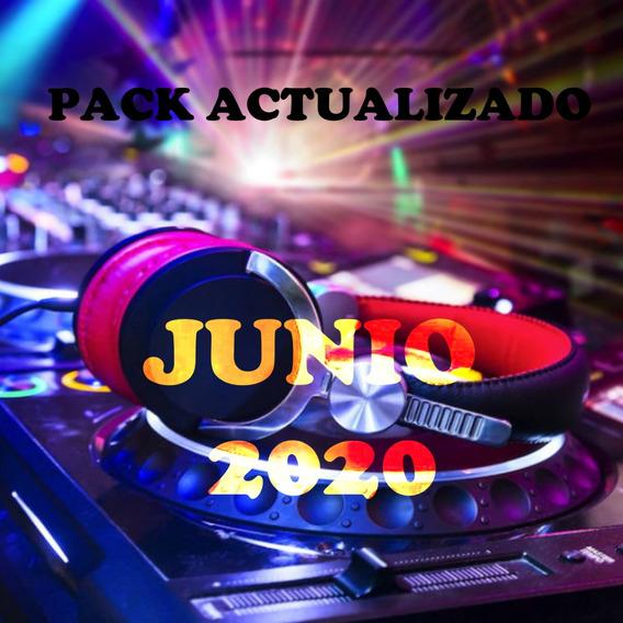 Pack Completo Musica 2020 Actualizado Junio