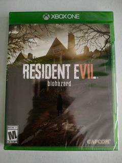 Resident Evil 7 Biohazard Xbox One Nuevo Envio Gratis