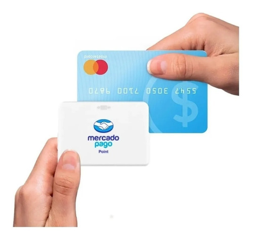 Imagen 1 de 4 de Mercado Pago Point Bluetooth - Lector De Tarjetas Mpos