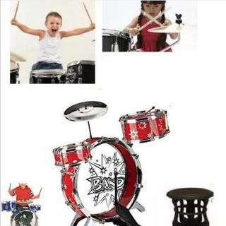 Batería Musical Para Niños O Niñas