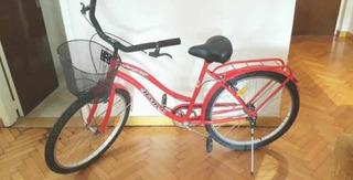 Bicicleta Playera Restaurada Rodado 26 Excelente Estado