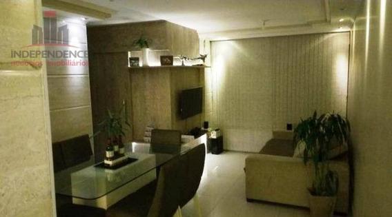 Apartamento Residencial À Venda, Monte Castelo, São José Dos Campos. - Ap2640