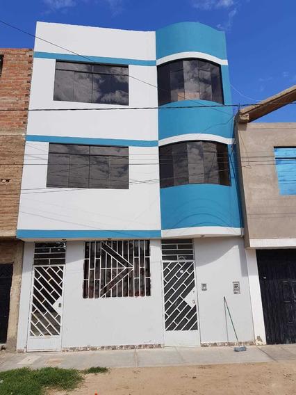 Hermosa Casa Estreno - La Victoria - Chiclayo Alquiler Buena