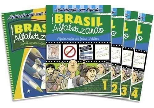 Brasil Alfabetizando Eja - Educação De Jovens E Adultos