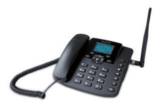 Celular De Mesa (telefone Rural) Fm - Epfs12
