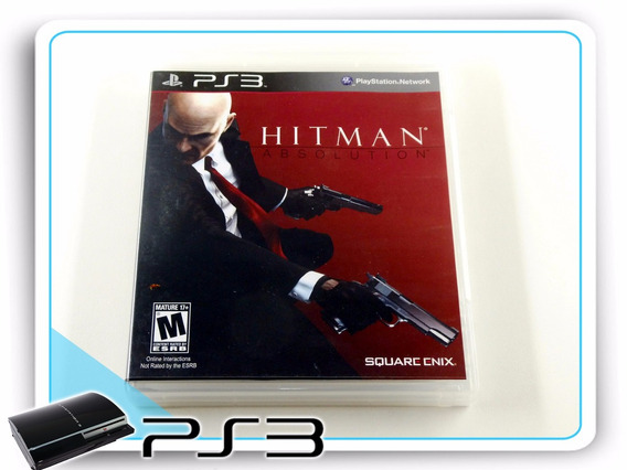 Ps3 Hitman Absolution Original Playstation 3
