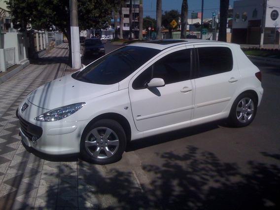 Peugeot 307 Presence Pack 1.6 Hatch Ano/modelo 2010 Branco