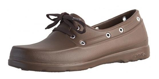 Zapato Escolar Unisex Humms Timmon 28 Al 38 (marrón Y Negro)